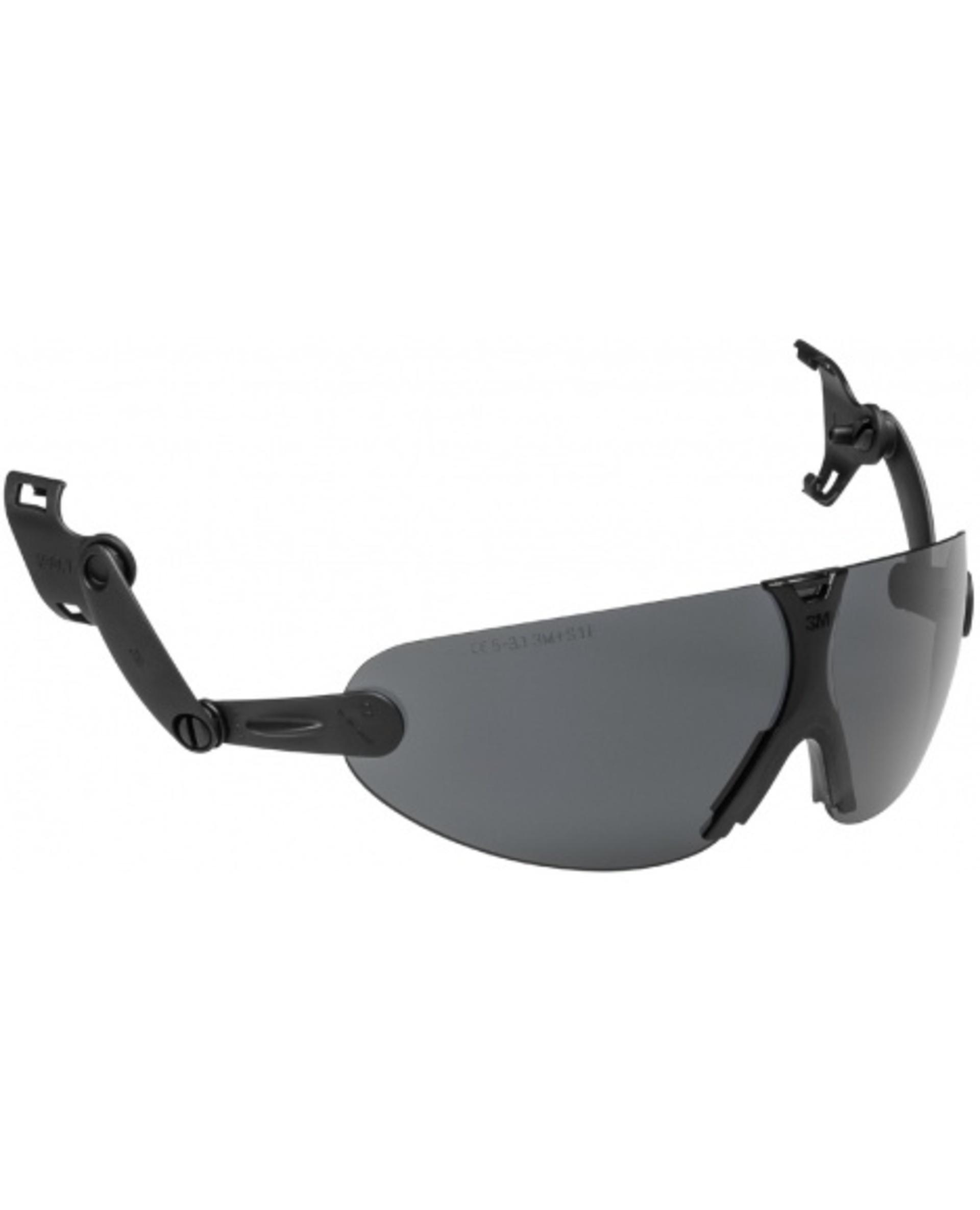 3M PELTOR V9G Brýle k přilbě šedé