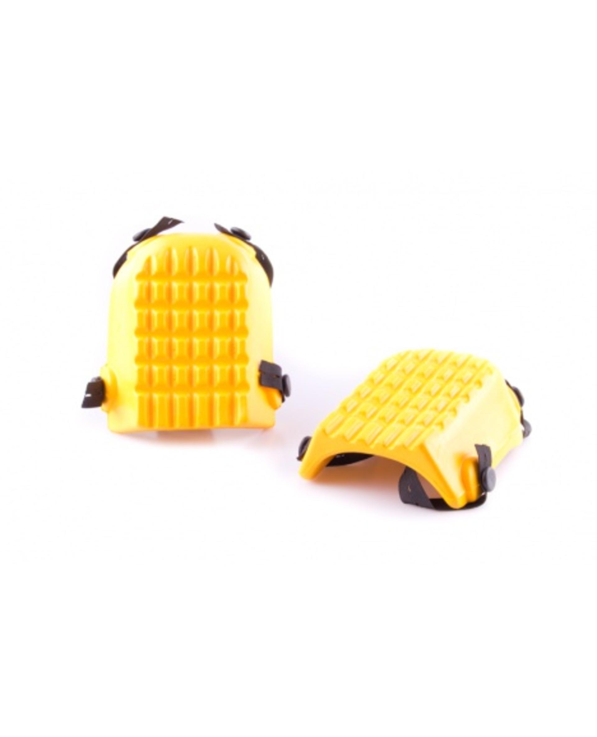 LOBSTER 104390 Nákoleník gumový žlutý