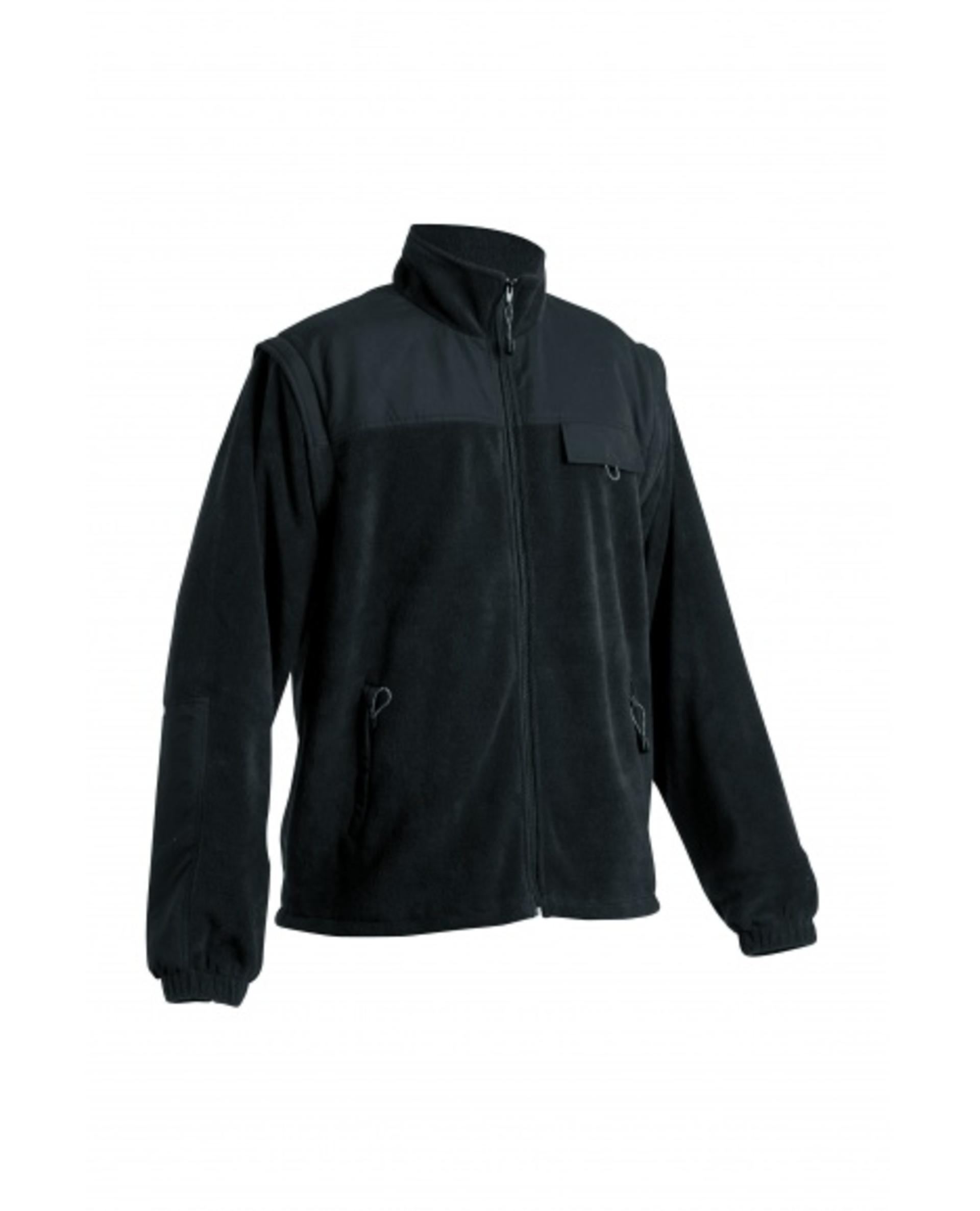 Cerva RANDWIK fleecová 2v1 Bunda černá XL