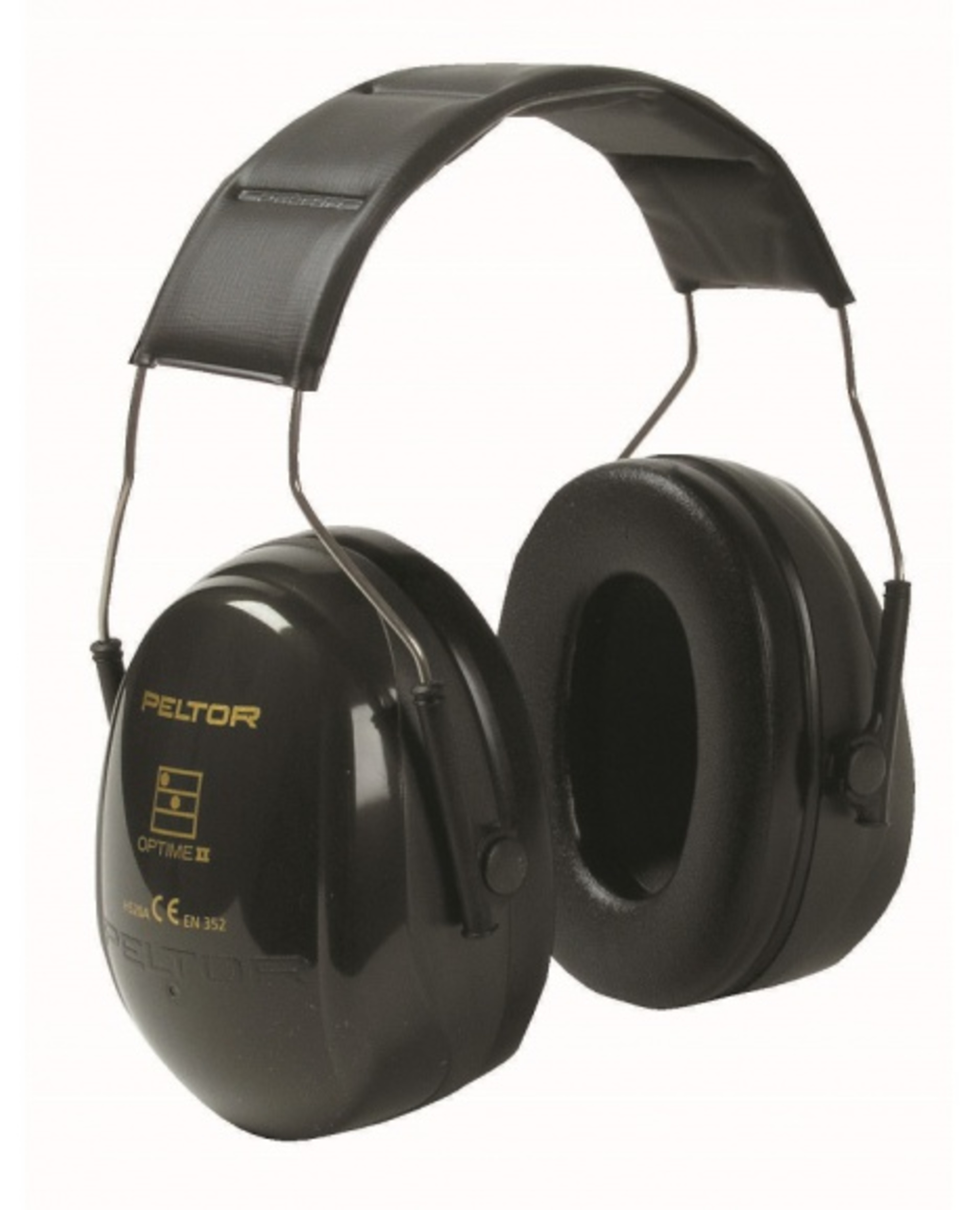 3M PELTOR H520A-407-GQ OPTIME II 31dB Mušlový chránič