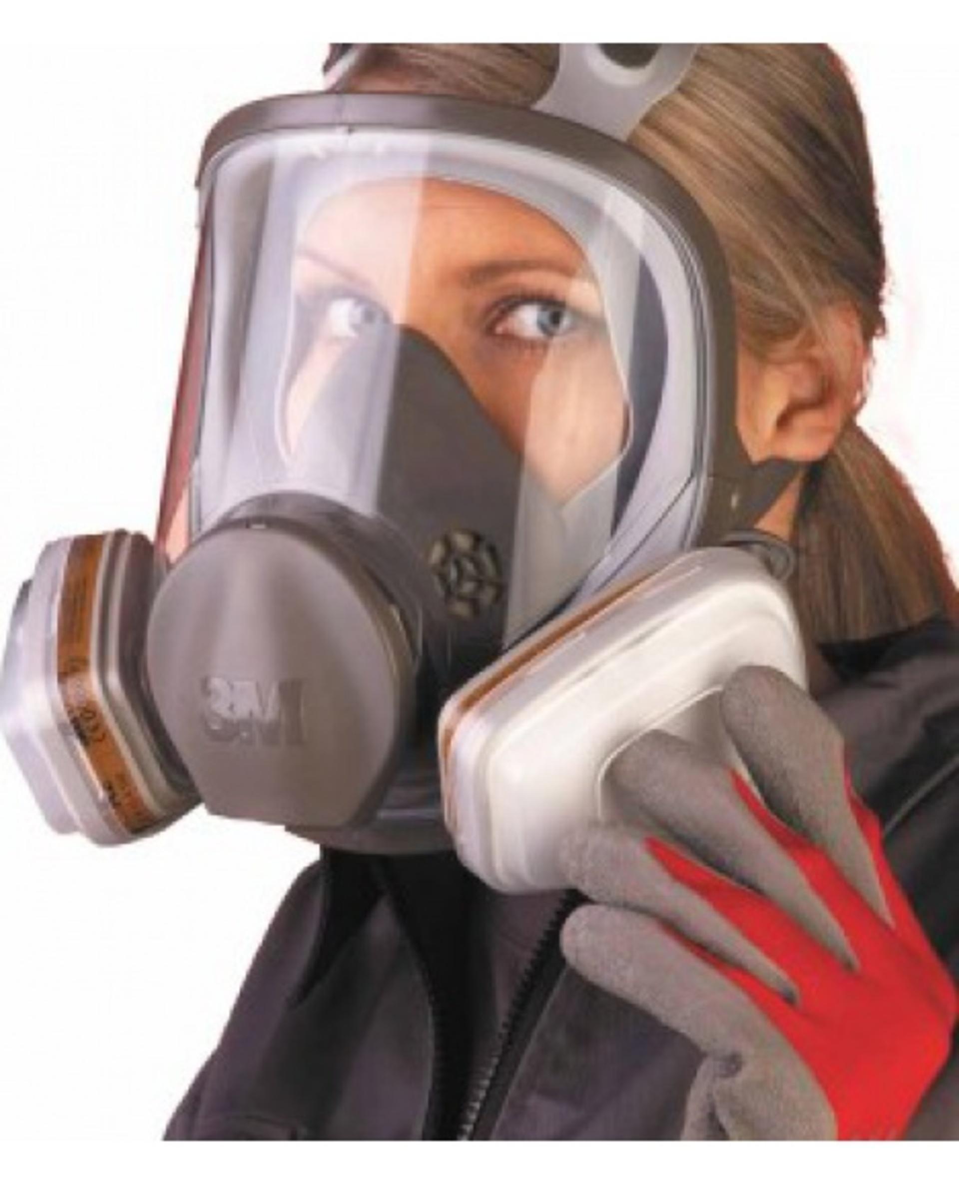 3M 6700 S Celoobličejová maska