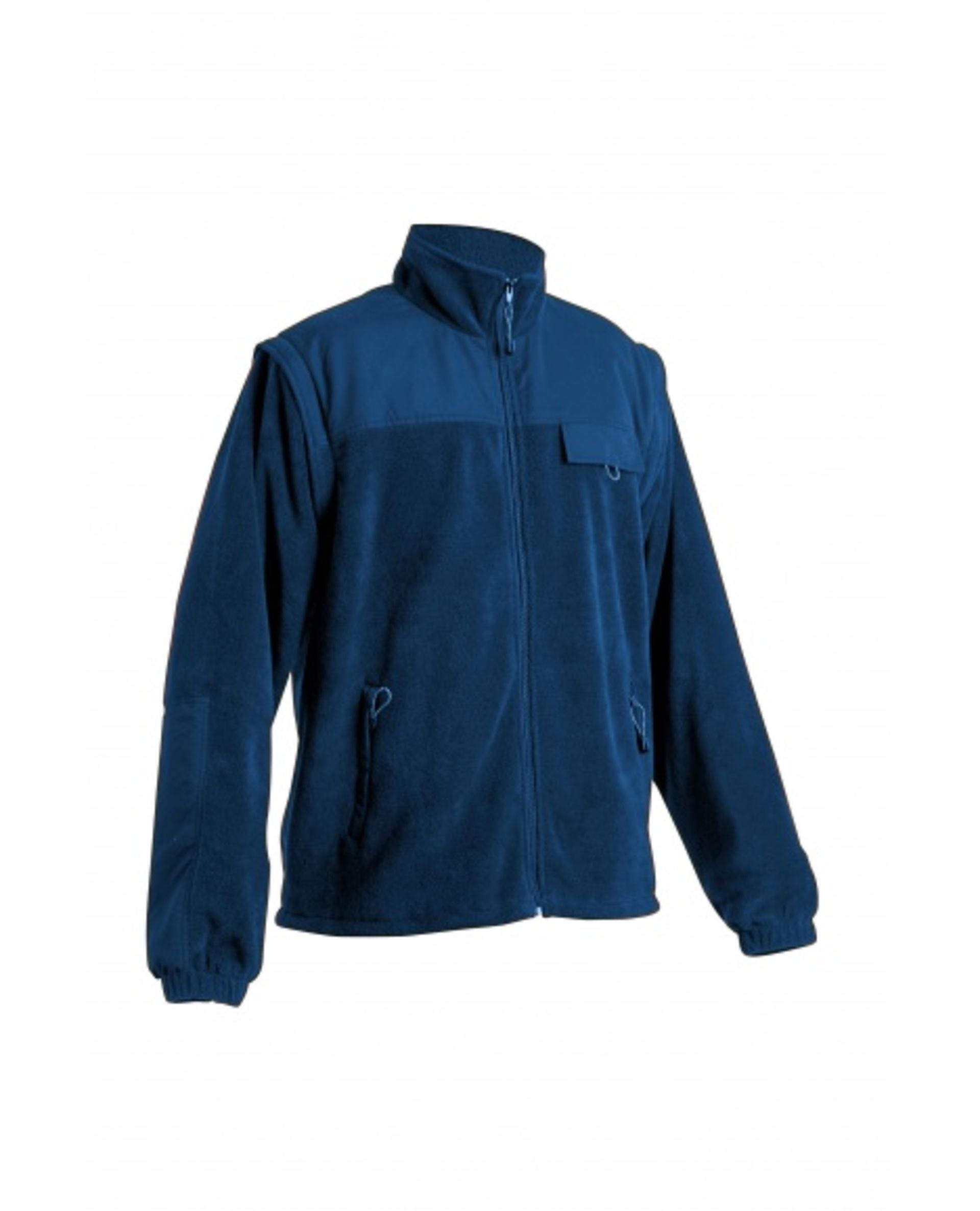 Cerva RANDWIK fleecová 2v1 Bunda tmavě modrá XL