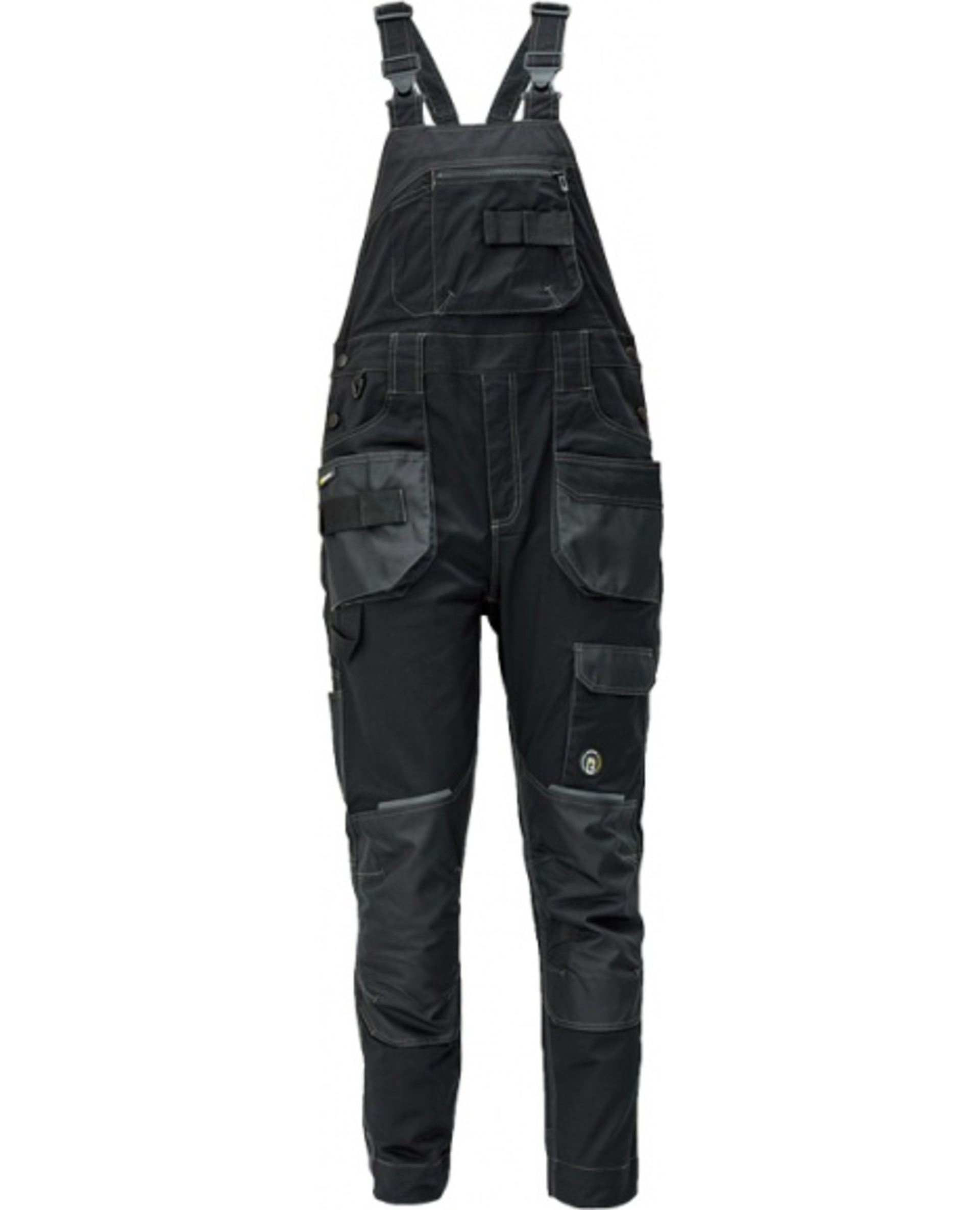 Cerva DAYBORO Kalhoty s laclem černá 50