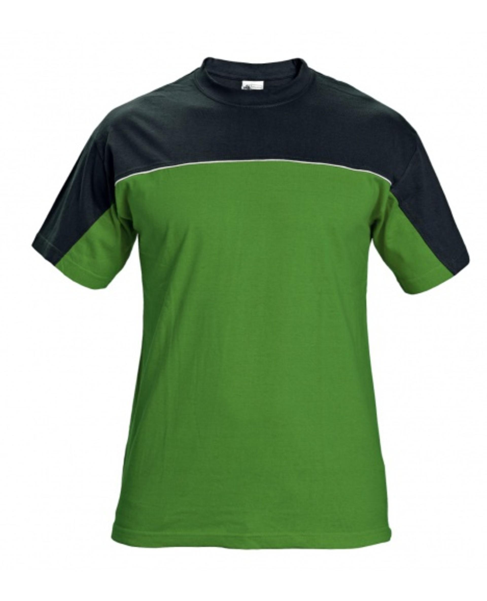 Levně Cerva STANMORE Tričko zelená L