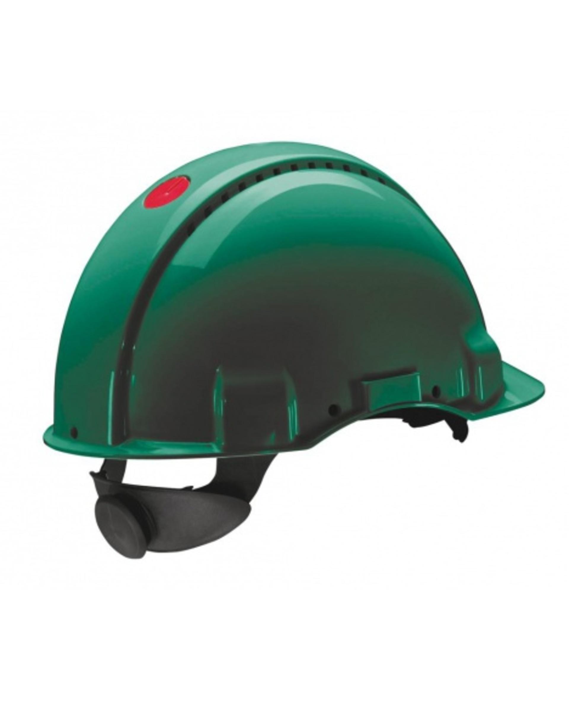 3M PELTOR G3000 Ochranná přilba zelená