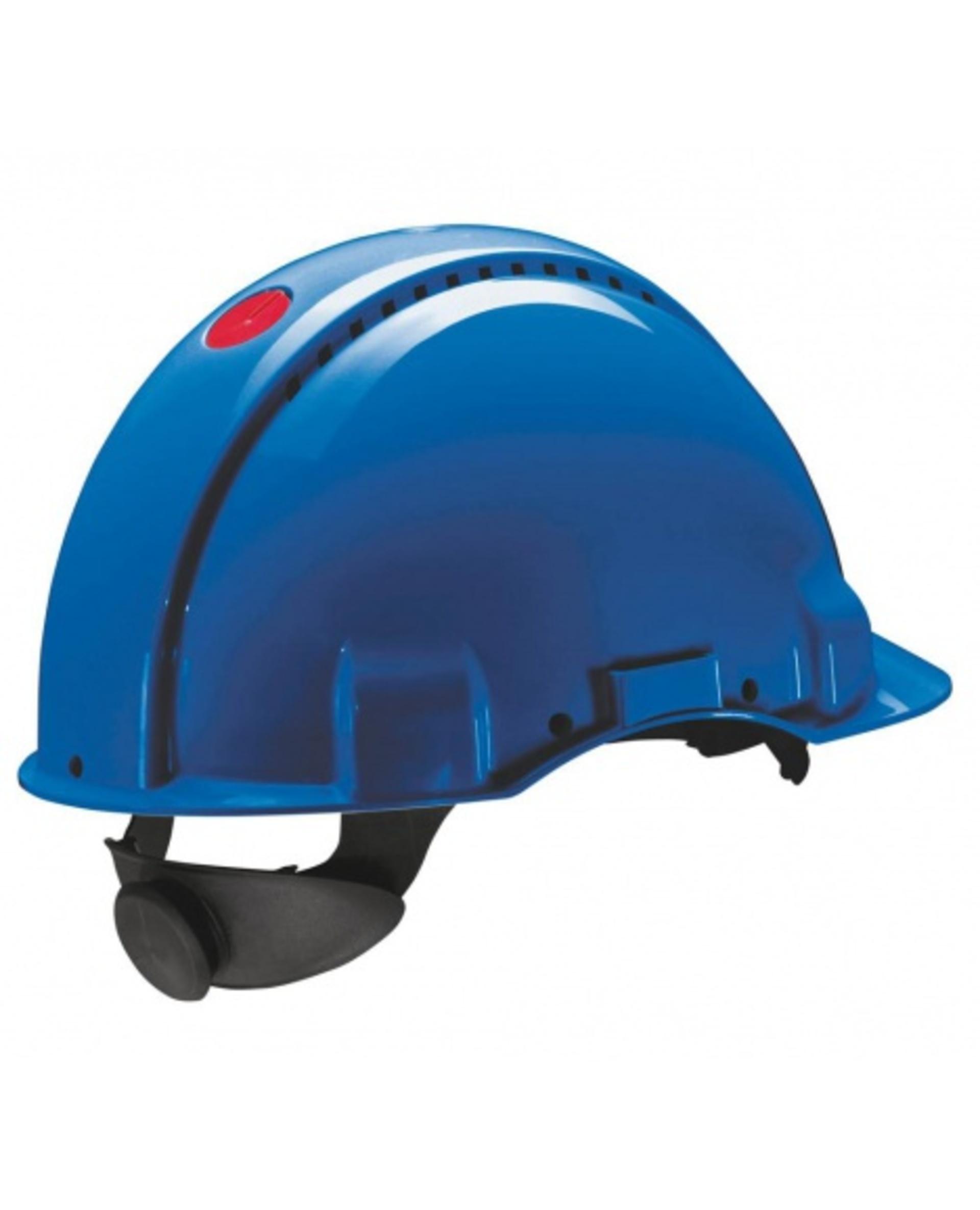 3M PELTOR G3000 Ochranná přilba modrá