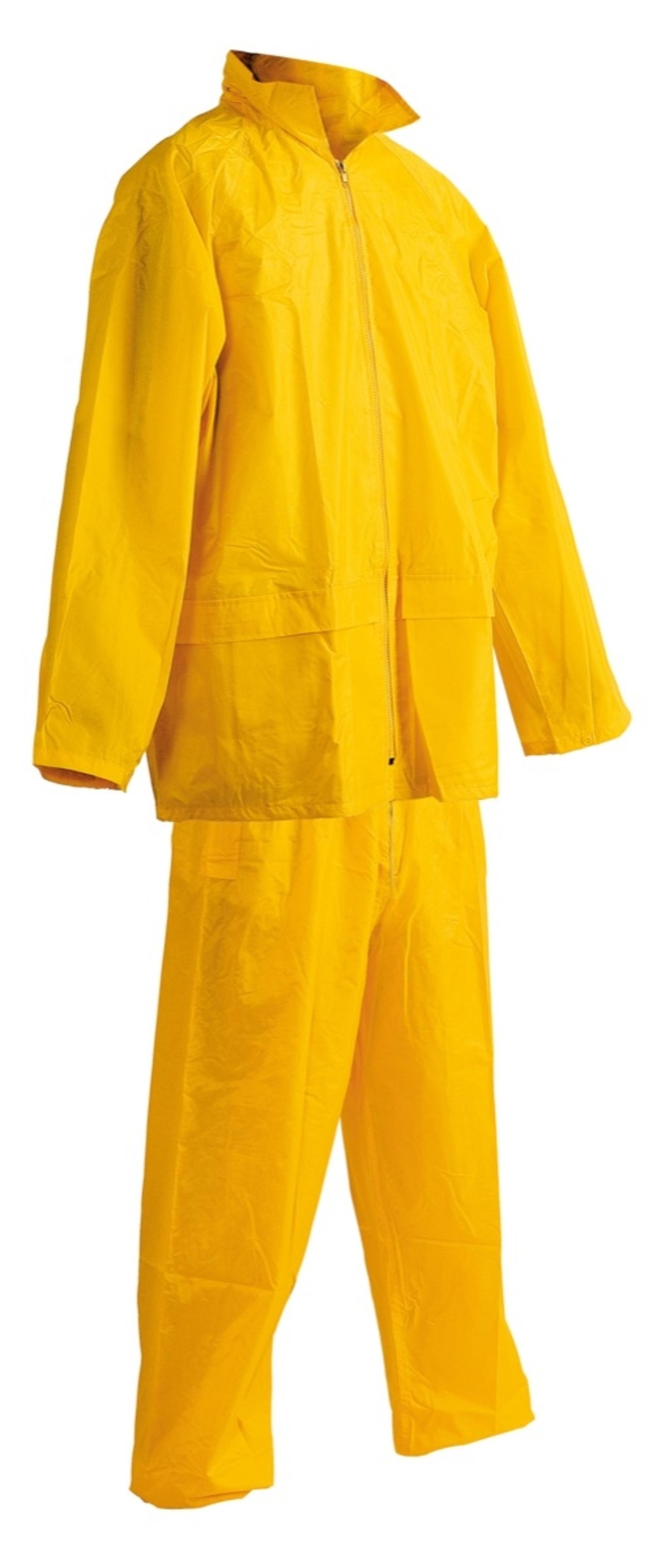 Cerva CARINA Oblek nepromokavý žlutá L + Bezplatné vrácení zboží
