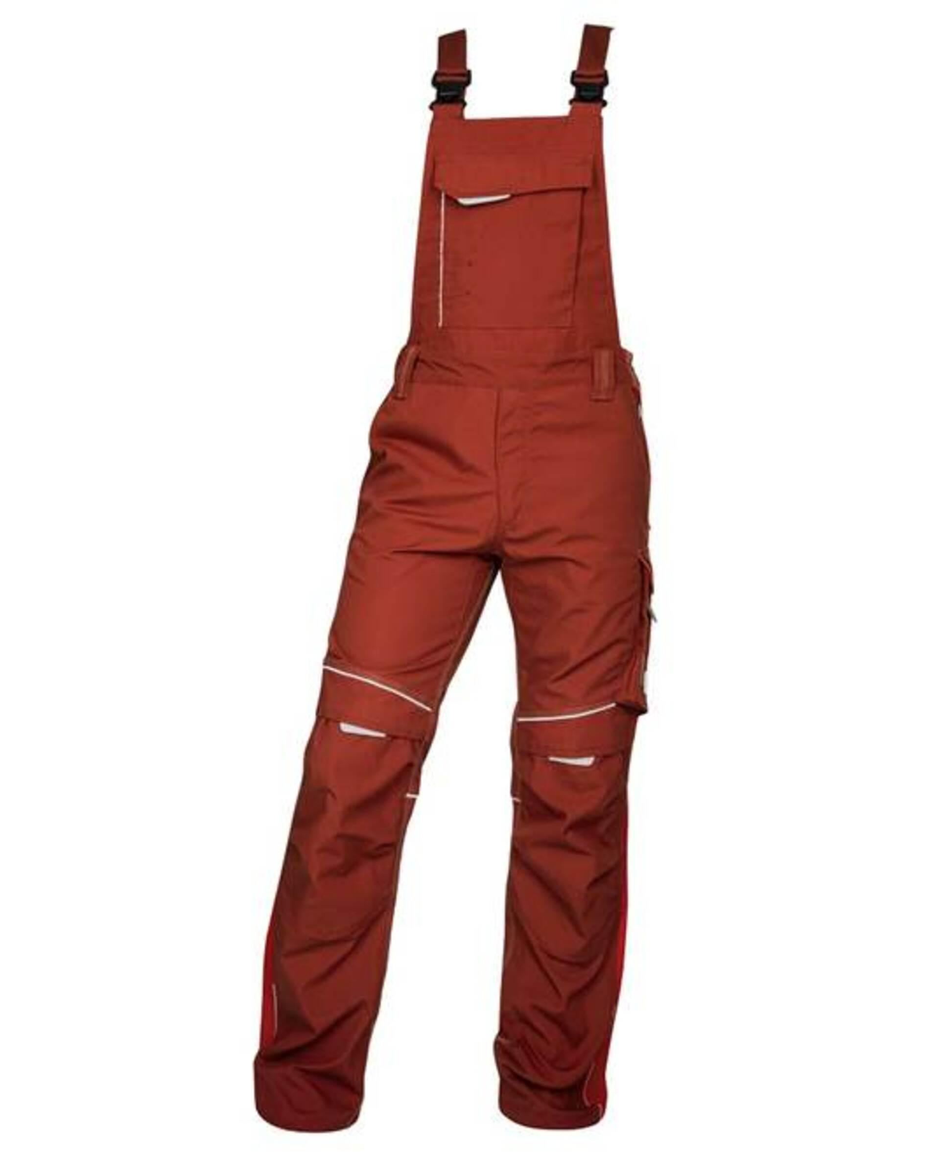 Ardon URBAN Kalhoty s laclem červená 182 50