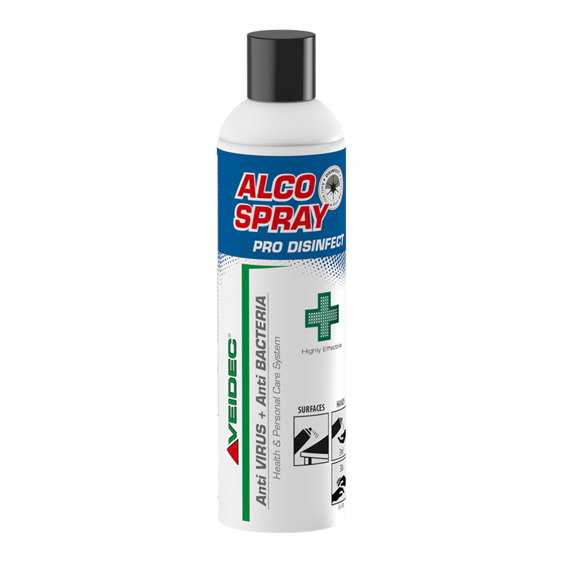 Inzep VEIDEC ALCO Dezinfekční sprej
