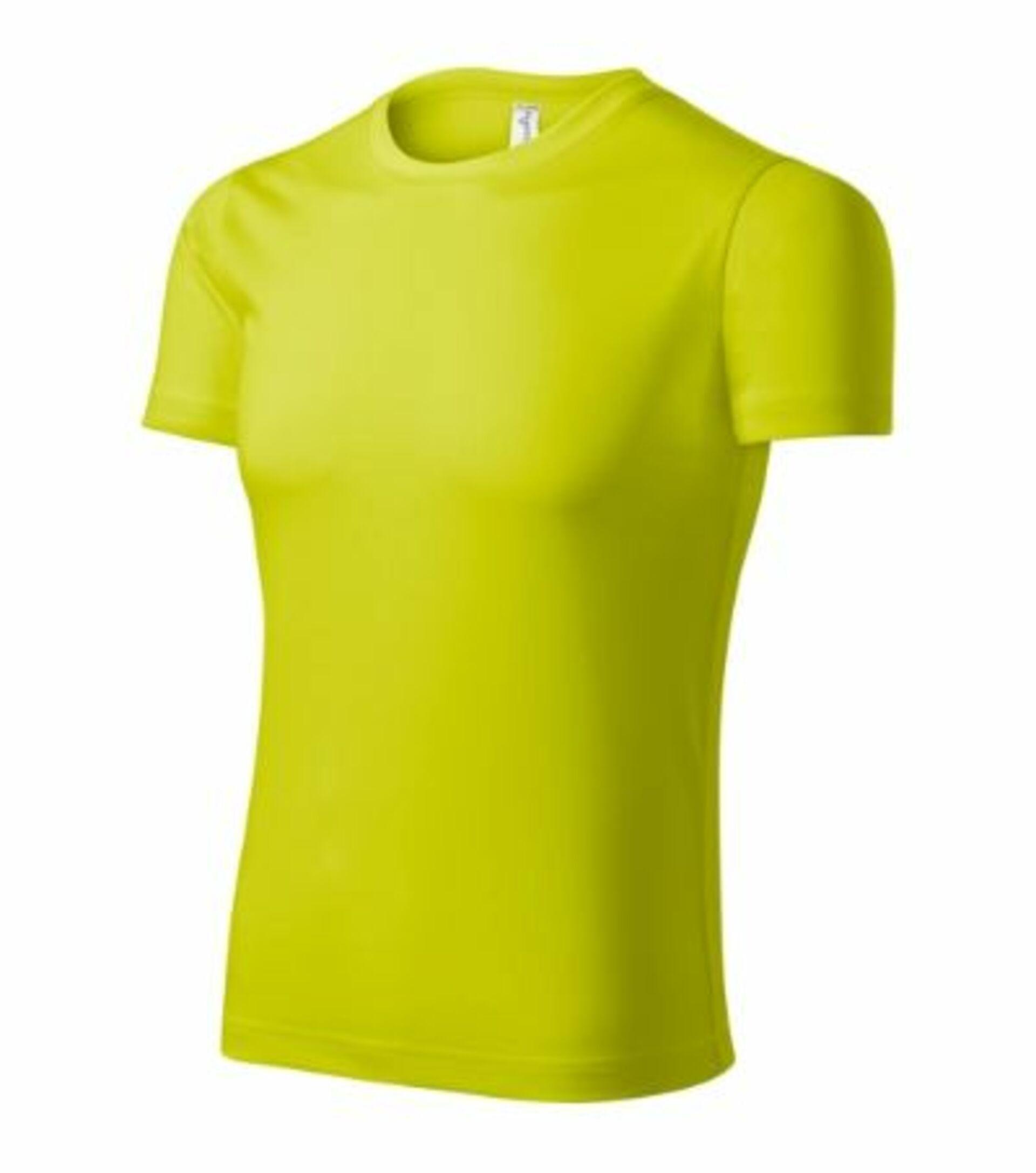 Malfini ADLER PIXEL P81 Tričko žlutá L